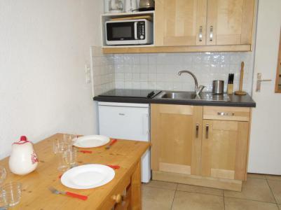 Location au ski Appartement 1 pièces 3 personnes (1) - La Résidence la Piste - Saint Gervais - Appartement