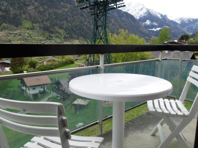 Rent in ski resort 1 room apartment 4 people (2) - La Royale - Saint Gervais
