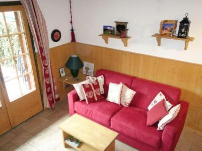 Rent in ski resort 3 room chalet 7 people (2) - Le Clos Alpin - Saint Gervais - Apartment