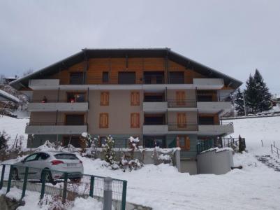Urlaub in den Bergen Le Clos de la Fontaine - Saint Gervais - Draußen im Winter