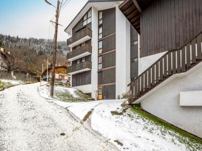 Rent in ski resort 2 room apartment 6 people (3) - Le Sporting - Saint Gervais - Winter outside