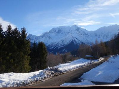 Rent in ski resort 3 room apartment 6 people (1) - Le Tagre - Saint Gervais - Apartment