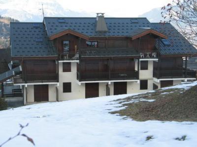 Location au ski Les Chalets De Tete Rousse - Les Bouquetins - Saint Gervais - Extérieur hiver