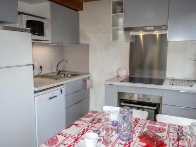 Rent in ski resort 4 room apartment 6 people (2) - Les Farfadets - Saint Gervais - Apartment