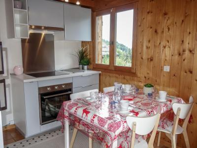 Rent in ski resort 4 room apartment 6 people (2) - Les Farfadets - Saint Gervais - Apartment