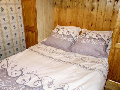 Rent in ski resort 4 room apartment 6 people (2) - Les Farfadets - Saint Gervais - Bedroom