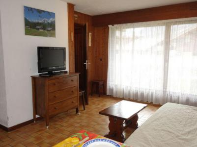 Rent in ski resort 1 room apartment 4 people (4) - Les Grets - Saint Gervais - Apartment