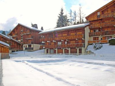 Rent in ski resort Les Grets - Saint Gervais