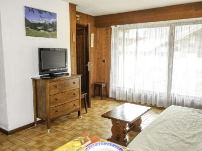 Rent in ski resort 1 room apartment 4 people (4) - Les Grets - Saint Gervais