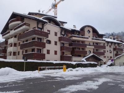 Rental Les Jardins Alpins winter