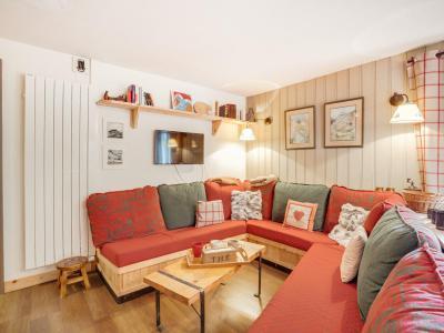 Rent in ski resort 3 room apartment 5 people (2) - Parc du Mont Joly - Saint Gervais - Apartment