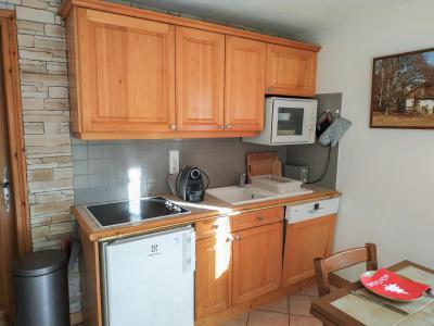 Rent in ski resort 4 room apartment 6 people (3) - Parc du Mont Joly - Saint Gervais - Apartment