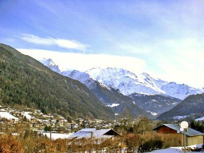 Rent in ski resort Parc du Mont Joly - Saint Gervais