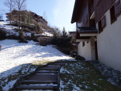 Rent in ski resort Pointe des Aravis - Saint Gervais - Apartment
