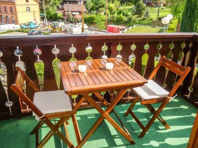 Rent in ski resort 1 room apartment 3 people (3) - Pointe des Aravis - Saint Gervais - Apartment