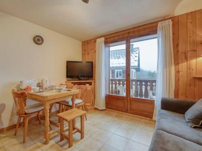 Rent in ski resort 2 room apartment 4 people (5) - Pointe des Aravis - Saint Gervais - Apartment