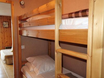 Rent in ski resort 1 room apartment 4 people (4) - Pointe des Aravis - Saint Gervais