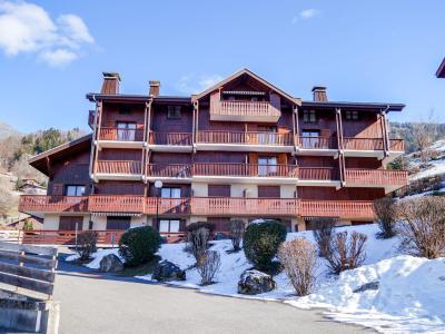 Rent in ski resort Pointe des Aravis - Saint Gervais - Winter outside