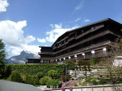 Rent in ski resort Résidence Alpenrose - Saint Gervais