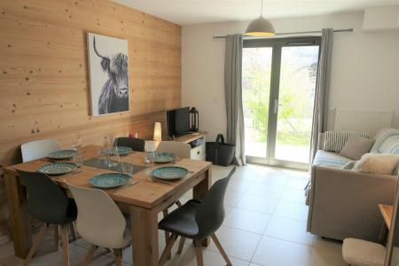 Rent in ski resort 2 room apartment cabin 6 people (A3) - Résidence Balcon des Aravis - Saint Gervais
