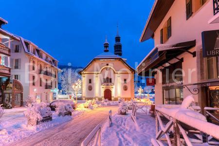 Rent in ski resort Résidence Balcon des Aravis - Saint Gervais