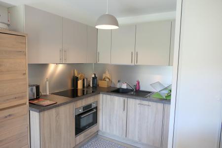 Rent in ski resort 2 room apartment cabin 6 people (A3) - Résidence Balcon des Aravis - Saint Gervais