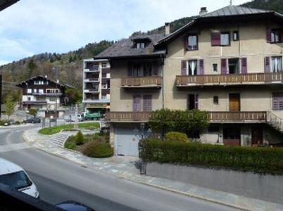 Rent in ski resort Studio 2 people (216) - Résidence Comtesse - Saint Gervais