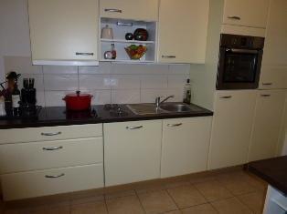 Location au ski Appartement 2 pièces mezzanine 8 personnes (21) - Residence Crespin - Saint Gervais - Cuisine