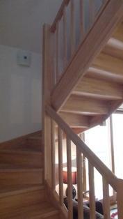 Location au ski Appartement 2 pièces mezzanine 8 personnes (21) - Residence Crespin - Saint Gervais - Escalier