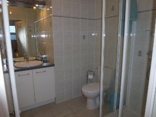 Location au ski Appartement 2 pièces mezzanine 8 personnes (21) - Residence Crespin - Saint Gervais - Salle de bains