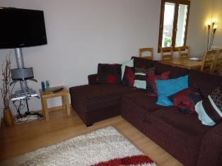 Location au ski Appartement 2 pièces mezzanine 8 personnes (21) - Residence Crespin - Saint Gervais - Séjour