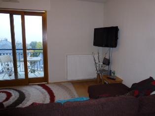 Location au ski Appartement 2 pièces mezzanine 8 personnes (21) - Residence Crespin - Saint Gervais - Tv à écran plat