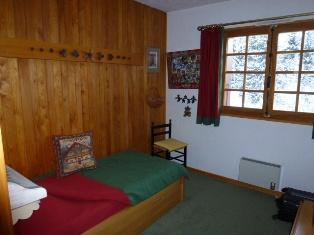 Location au ski Appartement 4 pièces 6 personnes (A31) - Residence De La Christaz - Les Clavaires - Saint Gervais - Lit simple
