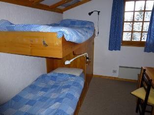 Location au ski Appartement 4 pièces 6 personnes (A31) - Residence De La Christaz - Les Clavaires - Saint Gervais - Lits superposés