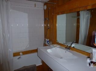 Location au ski Appartement 4 pièces 6 personnes (A31) - Residence De La Christaz - Les Clavaires - Saint Gervais - Salle de bains