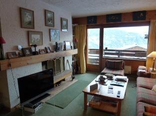 Location au ski Appartement 4 pièces 6 personnes (A31) - Residence De La Christaz - Les Clavaires - Saint Gervais - Séjour