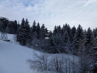 Location au ski Appartement 4 pièces 6 personnes (A31) - Residence De La Christaz - Les Clavaires - Saint Gervais - Extérieur hiver