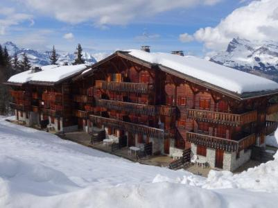 Rent in ski resort 1 room apartment 4 people (2) - Résidence de Pierre Plate - Saint Gervais - Winter outside