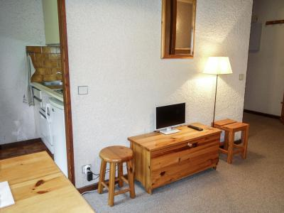 Rent in ski resort 1 room apartment 4 people (2) - Résidence de Pierre Plate - Saint Gervais