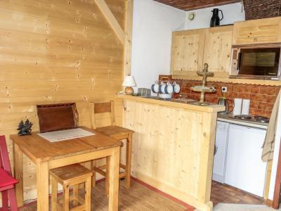 Rent in ski resort 1 room apartment 2 people (1) - Résidence de Pierre Plate - Saint Gervais