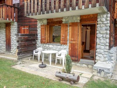 Rent in ski resort 1 room apartment 4 people (2) - Résidence de Pierre Plate - Saint Gervais