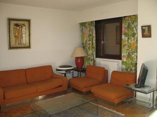 Location au ski Appartement 4 pièces 8 personnes (79) - Residence Fleurs Des Alpes - Saint Gervais - Canapé