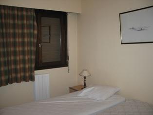 Location au ski Appartement 4 pièces 8 personnes (79) - Residence Fleurs Des Alpes - Saint Gervais - Chambre