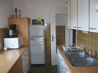Location au ski Appartement 4 pièces 8 personnes (79) - Residence Fleurs Des Alpes - Saint Gervais - Cuisine