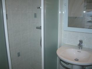 Location au ski Appartement 4 pièces 8 personnes (79) - Residence Fleurs Des Alpes - Saint Gervais - Douche