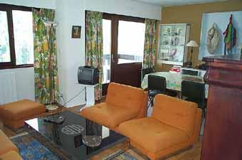 Location au ski Appartement 4 pièces 8 personnes (79) - Residence Fleurs Des Alpes - Saint Gervais - Fauteuil