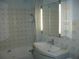Location au ski Appartement 4 pièces 8 personnes (79) - Residence Fleurs Des Alpes - Saint Gervais - Salle de bains
