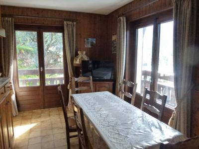 Location au ski Appartement 3 pièces 6 personnes (L'ENSOLEILLE 78) - Residence L'ensoleille - Saint Gervais - Coin repas