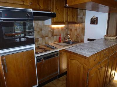 Location au ski Appartement 3 pièces 6 personnes (L'ENSOLEILLE 78) - Residence L'ensoleille - Saint Gervais - Cuisine