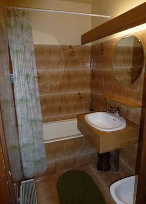 Location au ski Appartement 3 pièces 6 personnes (L'ENSOLEILLE 78) - Residence L'ensoleille - Saint Gervais - Salle de bains